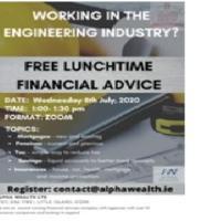 Financial Advice - Webinar