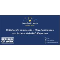 Collaborate to Innovate – How Businesses can Access Irish R&D Expertise