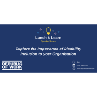 Explore the Importance of Disability Inclusion to your Organisation