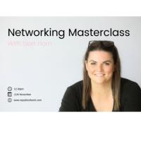 Networking Masterclass with Sian Horn