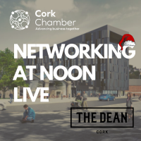 Networking at Noon Live @ The Dean