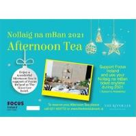 Nollaig na mBan Afternoon Tea 2021 at The River Lee Hotel in support of Focus Ireland