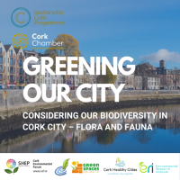 Greening Our City:  Considering Our Biodiversity in Cork City – Flora and Fauna