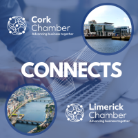 BOOKED OUT - Cork Chamber CONNECTS with Limerick Chamber