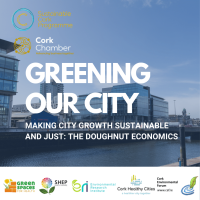 Greening Our City: Making City Growth Sustainable and Just: The Doughnut Economics