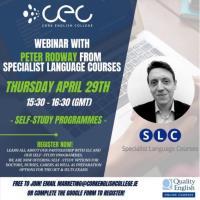 English for Doctors, Nurses & Carers Webinar