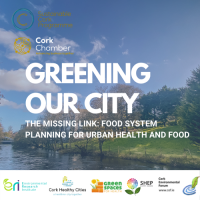 Greening Our City - The Missing Link: Food System Planning for Urban Health and Food
