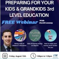 Preparing For Your Kids & Grandkids 3rd Level Education