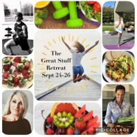 The Great Stuff Weekend Wellness Retreat