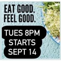 'Eat Good, Feel Good' 4 week online nutrition course