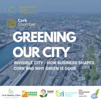 Greening Our City: Invisible City - How Business shapes Cork and why Green is Good