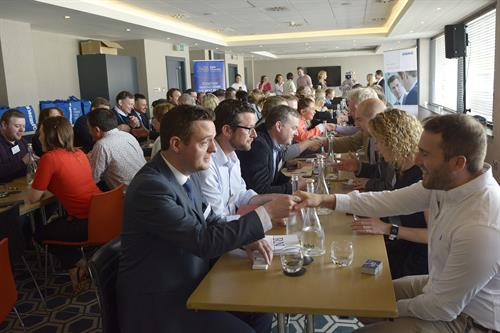 Speed Networking May 2019