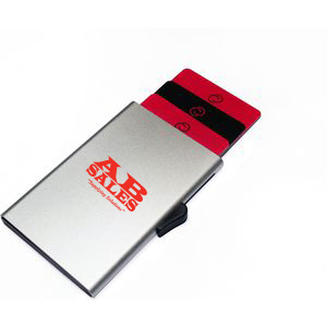 RFID Secure Card Holder