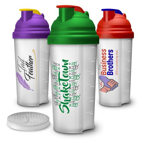 700ml Branded Shaker