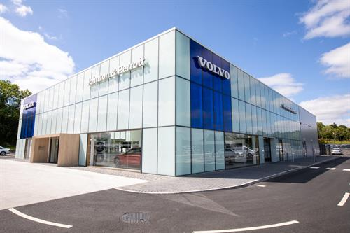 Volvo Dealership in Bishopstown