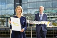 Accountancy Firm Crowleys DFK Awarded Ibec Keepwell Mark For Commitment To Employee Wellness