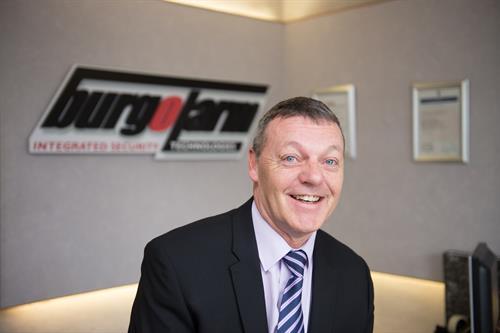 John McLaughlin, General Manager