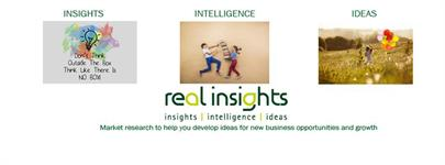 Real Insights, Insights / Intelligence / Ideas