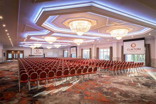 Ballroom Conference Style