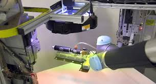 Universal robot vision application