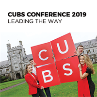 CUBS CONFERENCE 2019 - LEADING THE WAY