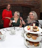Breakthrough Cancer Research Launches Women's Christmas Afternoon Tea at Fota Island Resort