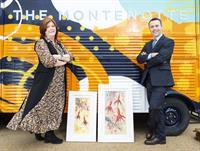 Paintings by Irish artist Karen Wilson on exhibit at The Montenotte