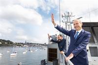 Taoiseach salutes 300 years of sailing in Cork