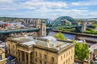 Experience the buzz of Newcastle, fly direct from Cork Airport