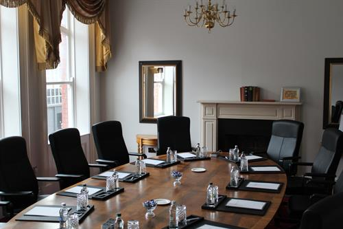 Mary Elmes Room at The Metropole Hotel Cork