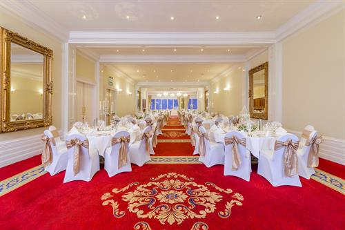 Ballroom at The Metropole Hotel Cork