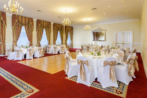 Douglas Vance Room at The Metropole Hotel Cork