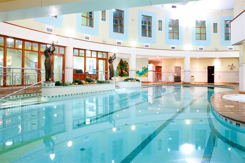 Leeside Leisure at The Metropole Hotel Cork