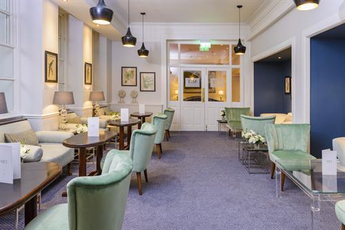 The MET Cork Tea Room