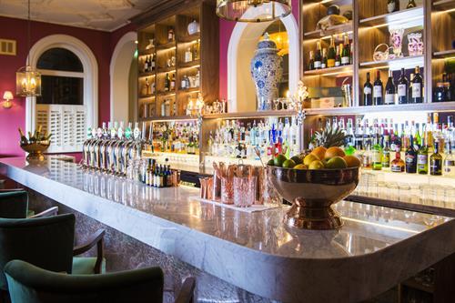 The MET Cork Bar