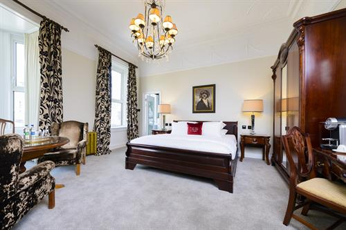 Suite at The Metropole Hotel Cork