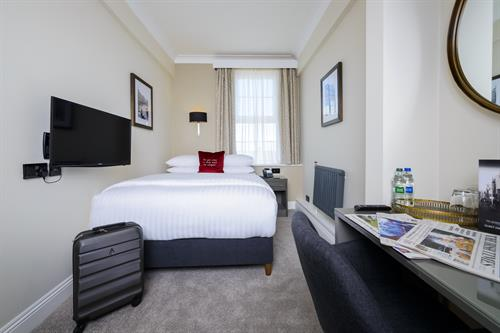 Cosy City Room at The Metropole Hotel Cork