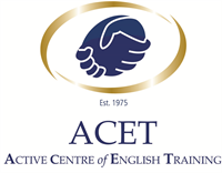 ACET (Active Centre of English Training)