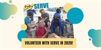 Applications for the SERVE Volunteer Programme 2020 are now open