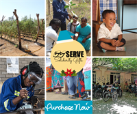 SERVE Solidarity Gift launch for Christmas