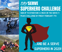 SERVE Superhero Challenge