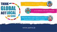 Join SERVE's new global citizenship programme Think Global Act Local
