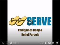 SERVE Philippines Relief Parcels