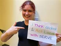 UCC student reflects on how she can Think Global and Act Local