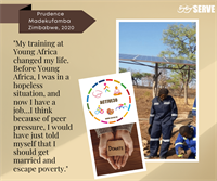 SERVE supports Young Entrepreneurs in Mozambique and Zimbabwe