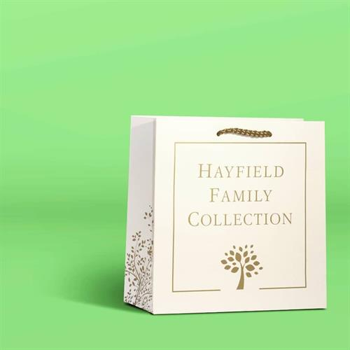 Hayfield luxury bags
