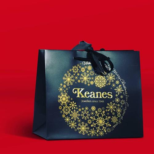 Keanes Christmas luxury bags
