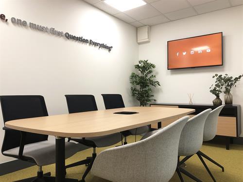 Senator Ad-Lib Meeting Room Table