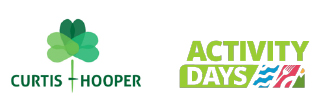 Activity Days Ireland Ltd and Curtis and Hooper Logos