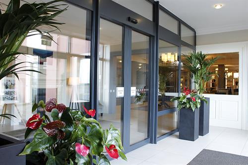 Clonakilty Hotel Main Entry Doors